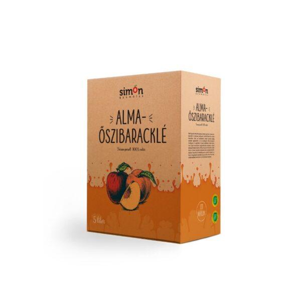 100% Alma-Őszibarackle - 5 L