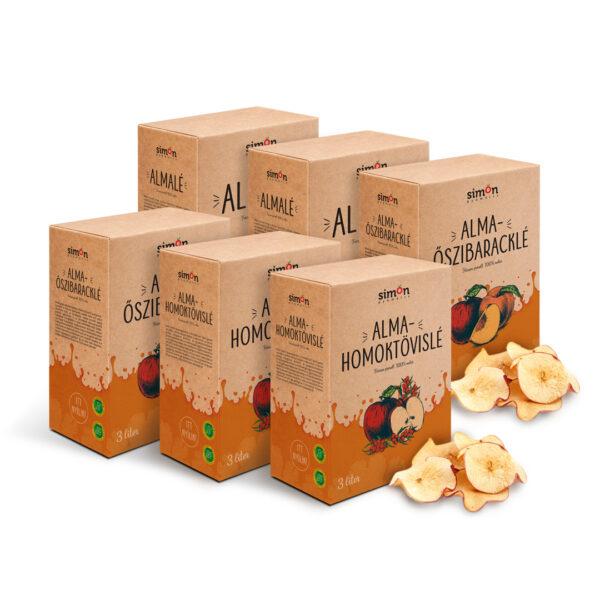 simon gyümölcs sárga csomagajánlat