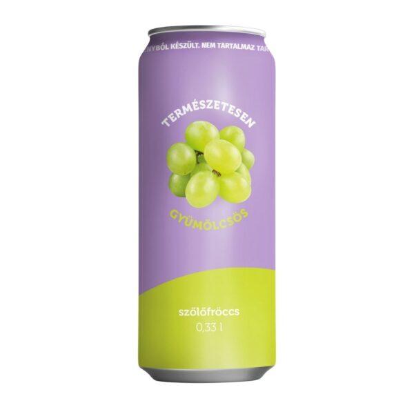 szőlőfröccs